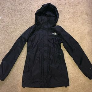Women's North Face Raincoat